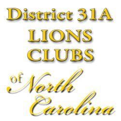 District 31A Lions Club of North Carolina