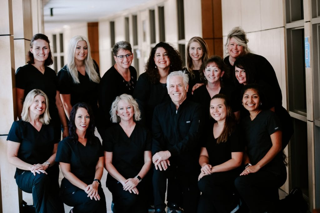 The Roeder Orthodontics team