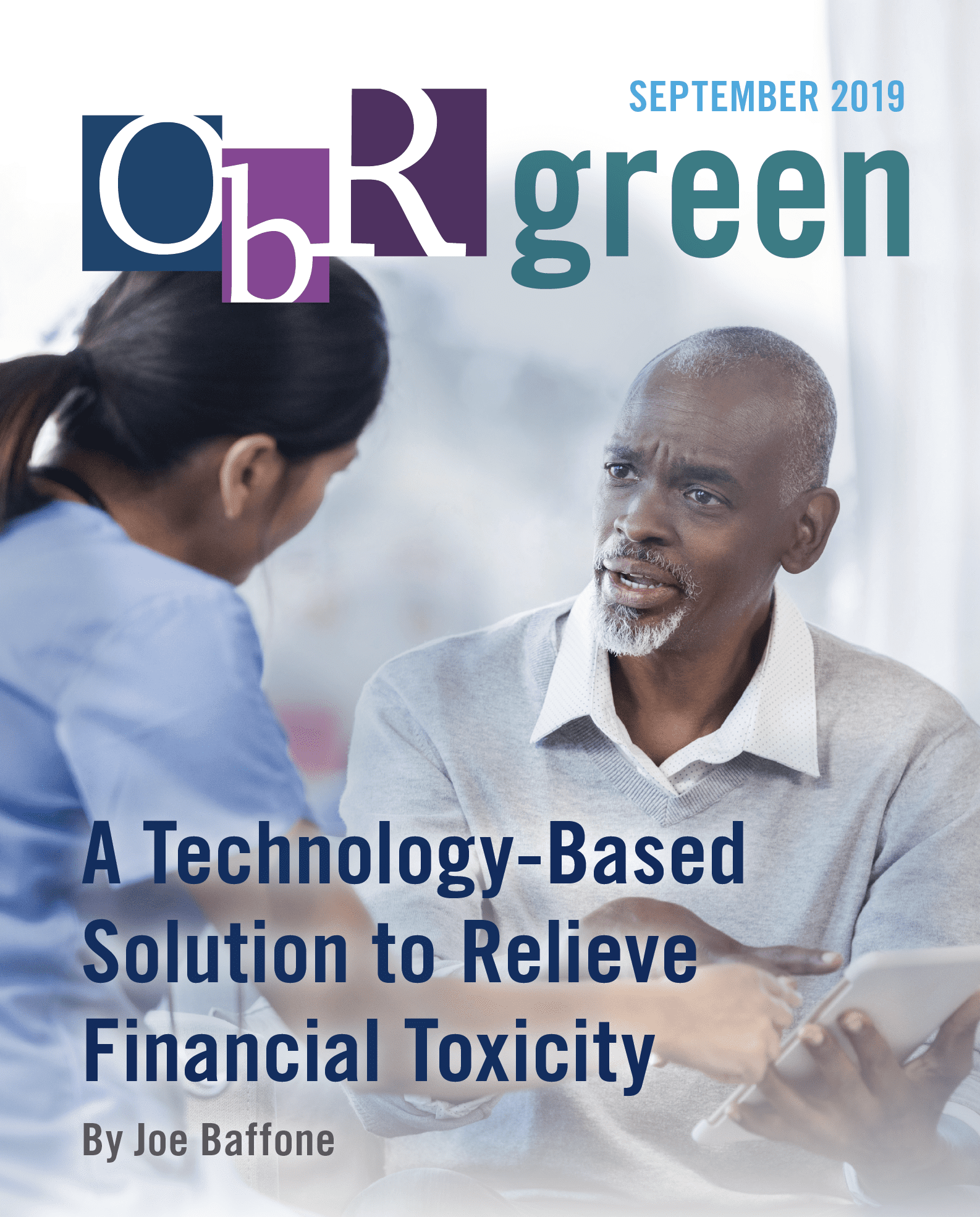 OBR Green cover article